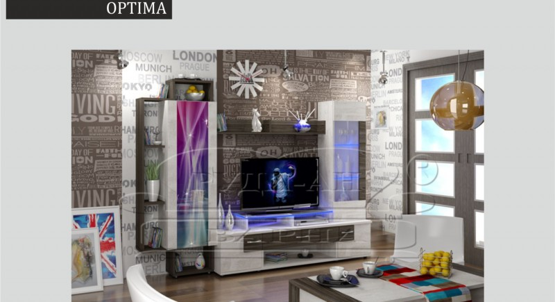 Wall unit OPTIMA