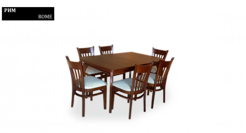 Dining set ROME