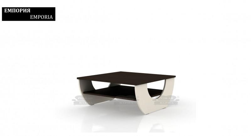 кофейный столик ЭМПОРИЯ