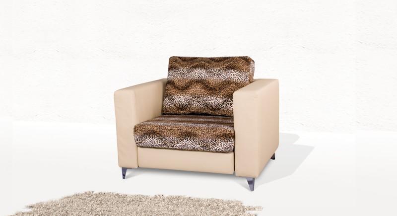 Extendable armchair GRACE