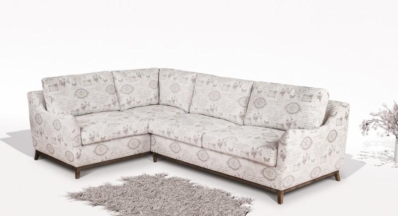 угловой диван ВИВА - раздвижной
