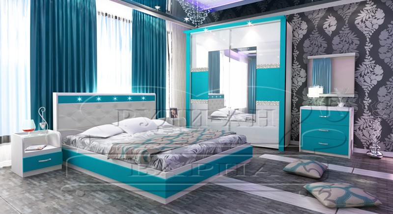 Bedroom set RIMINI
