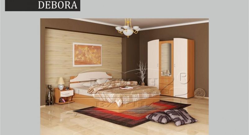 спалня ДЕБОРА