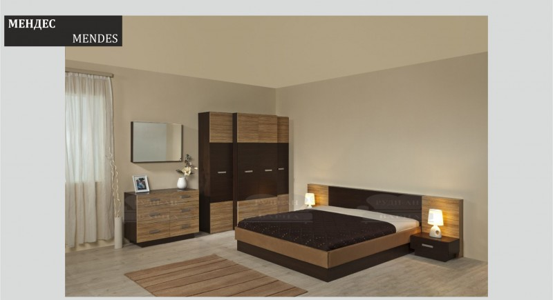 Bedroom set MENDES
