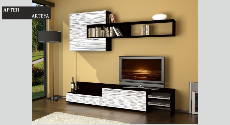 Wall unit ARTEYA