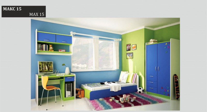 Children's bedroom set MAX-15