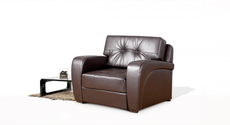 Extendable armchair PRESIDENT