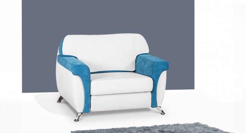 Extendable armchair SEVT