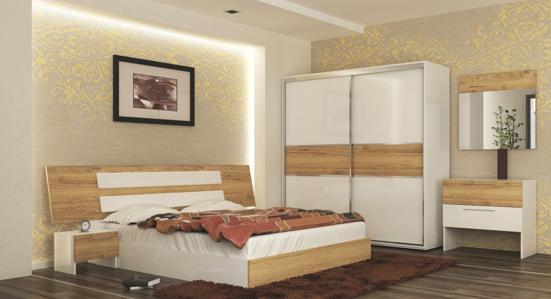 Bedroom set PRESTIGE