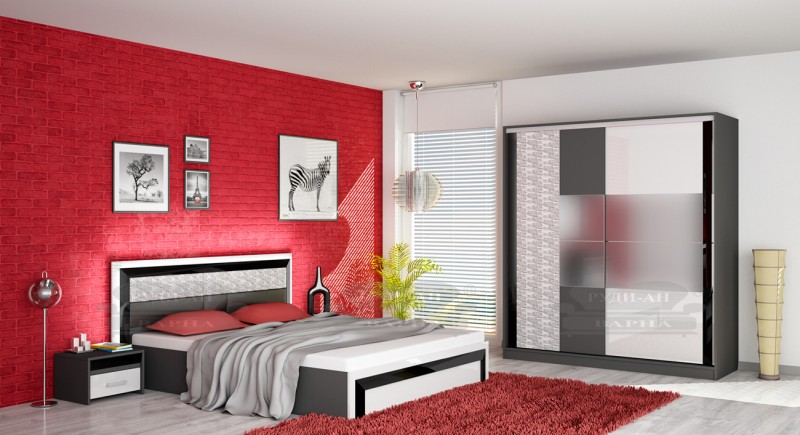 Bedroom set SALENO