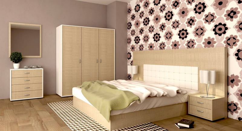 Bedroom set VENERA