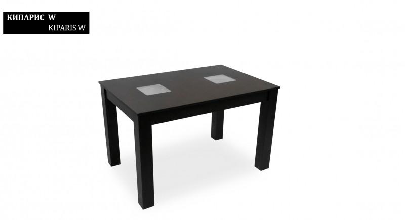 обеденный стол КИПАРИС-W