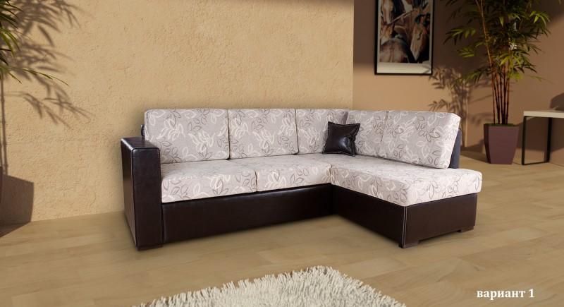 Corner sofa ELEGANCE