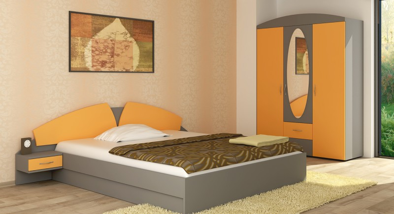 Bedroom set ALPI