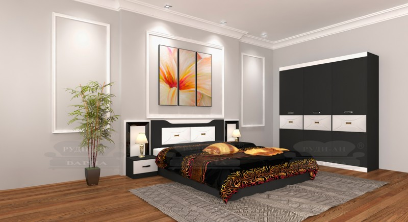 Bedroom set BOYANA