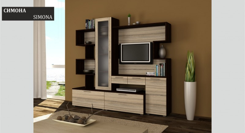 Wall unit SIMONA