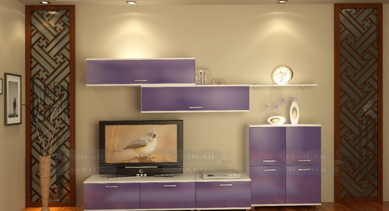 Modular wall unit KOLT-3