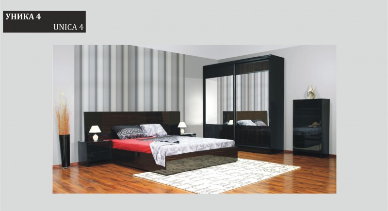 Bedroom set UNICA-4