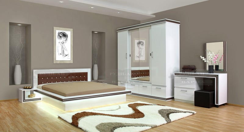 Bedroom set DIONIS