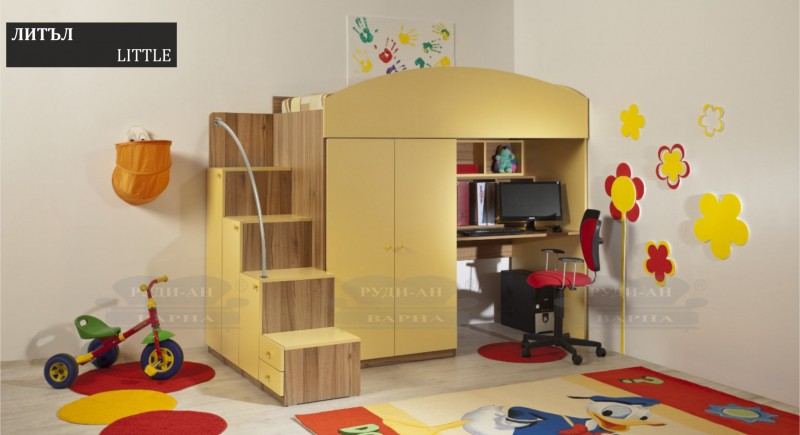 Children's bedroom set LITTLE